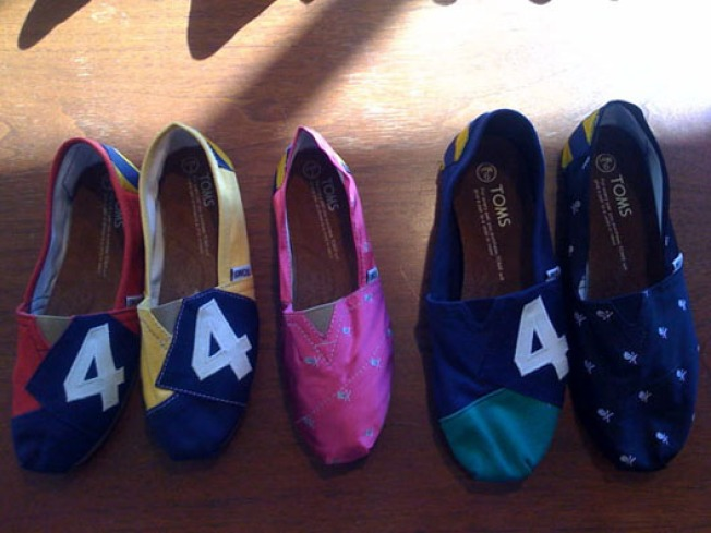 Designer Collabs: Ralph Lauren and Toms Shoes