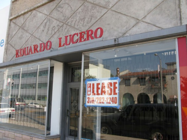 Eduardo Lucero's Showroom Closed, What the Heck?
