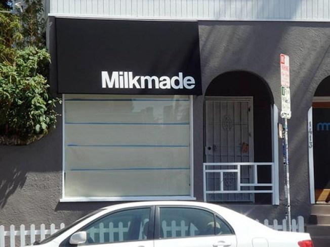 Storecasting: More Info on Milkmade on Abbot Kinney