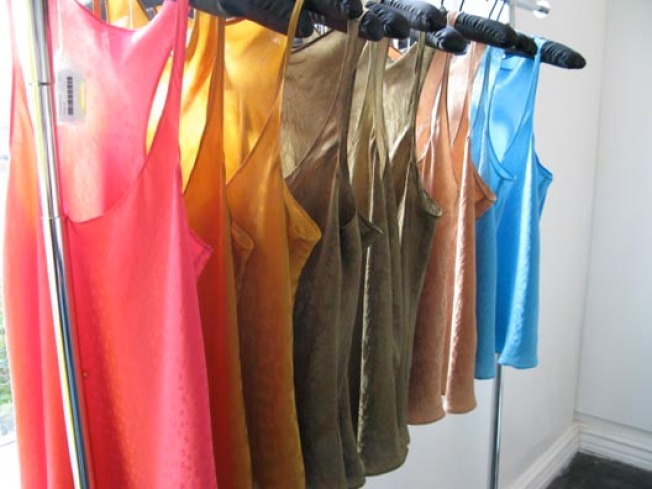 In-Store Retail Find: TenOverSix Silk Tanks, Ikat Scarves and More Coming Soon
