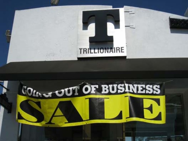 Discontinued (Soon): Trillionaire on Melrose
