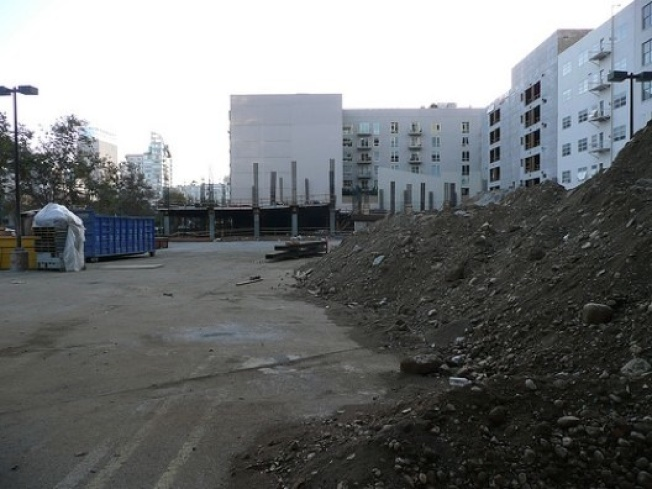 CurbedWire: Market Lofts Parking Lot, Prop 8 Traffic, El Dorado Before and After