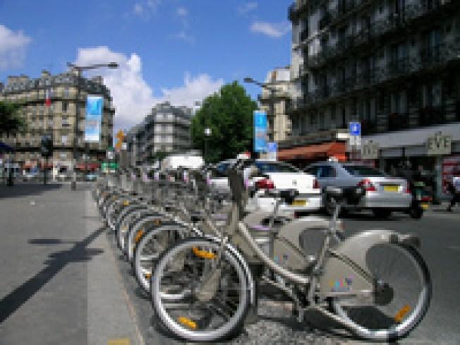 Paris Bike Rentals May No Be LA's Best Model