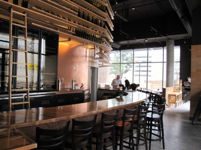 New & Trendy: Corkbar, Golden State, D-Town Burger