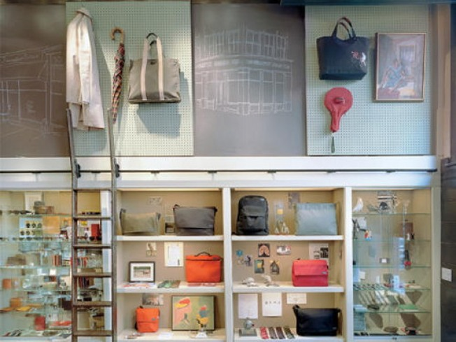 Pop-Ups: Jack Spade Next In Line