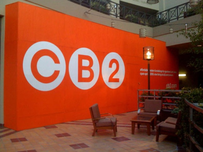 CB2 Coming Soon, So Much Fashion Week, Kitson in Santa Monica