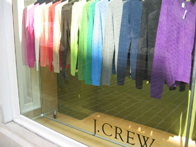 J.Crew Plans to Open in Malibu