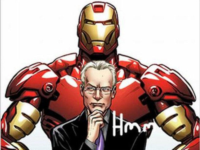 Marvel-ous Gunn: Tim Gunn in Comic Form