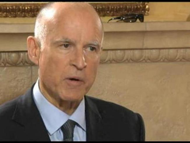 Jerry Brown: Stop Playing Politics With Health Care