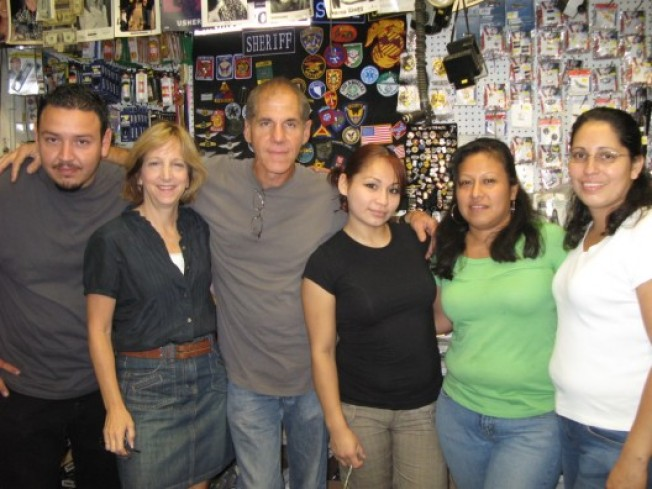 ReTales:  Ovi Lalo, Manager/Buyer of California Surplus Mart
