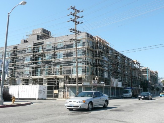 CurbedWire: 801 Fairfax Construction, Dodgertown A Done Deal