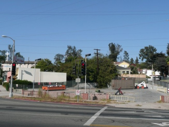 Silver Lake Gas Station Vs. Bulldozers: Gas Station Loses