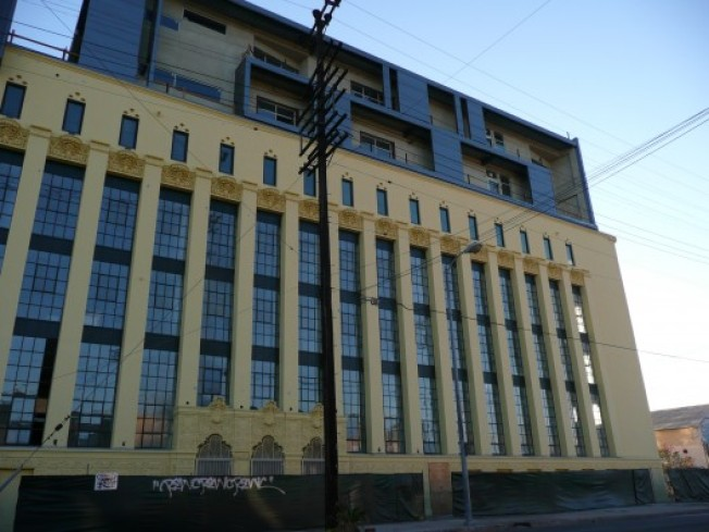 Ghost BuildingWatch: Fuller Lofts in Lincoln Heights
