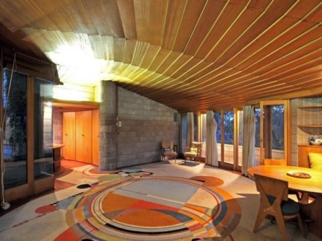 On the Market: Frank Lloyd Wright in Arcadia