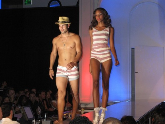 LA Fashion Week: Andrew Christian at Boulevard 3