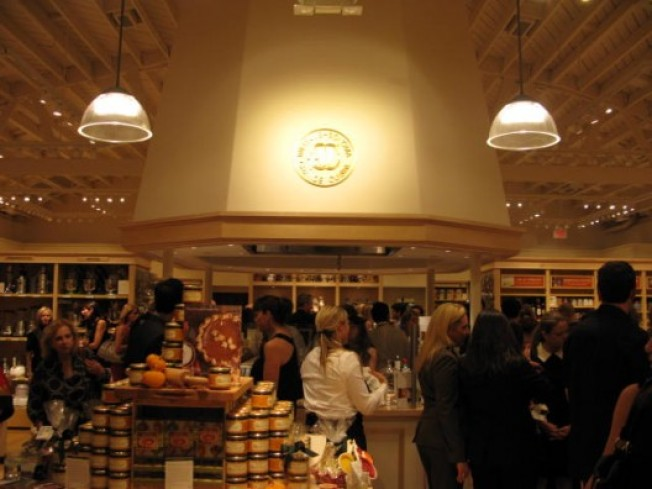 Party (S)hopping: Williams-Sonoma Fetes New Montana Ave Store