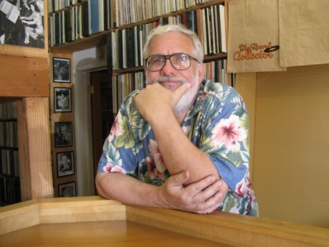ReTales: Sanders Chase, Owner of The Record Collector