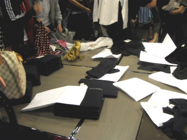 Comme des Chaos, Beverly Center H&M Postmortem (More Pics!)