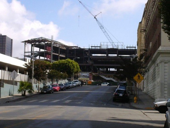 Construction Watch: LAUSD at Ambassador Site