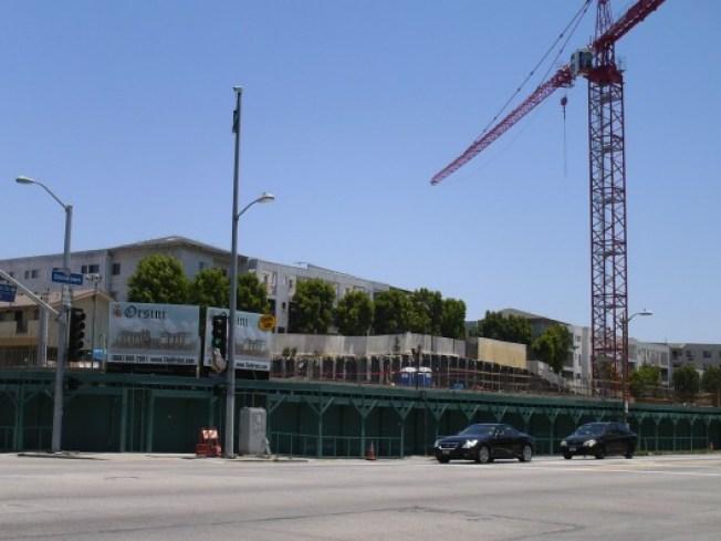Construction Watch: Downtown's Orsini III