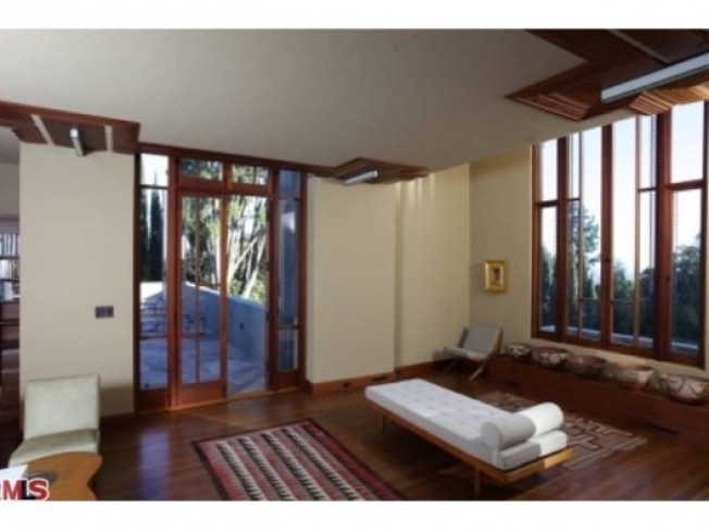 Lloyd Wright's Taggart House in Los Feliz