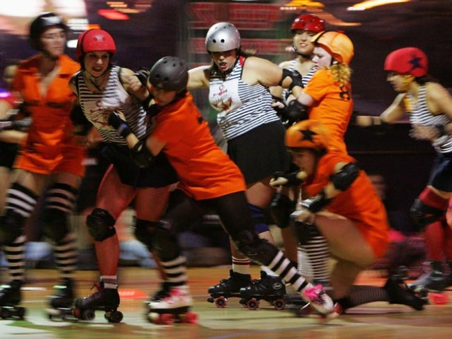 Meet the Long Beach Roller Derby League