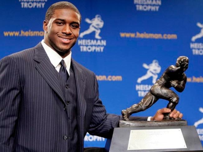 USC to Return Reggie Bush's Heisman Trophy