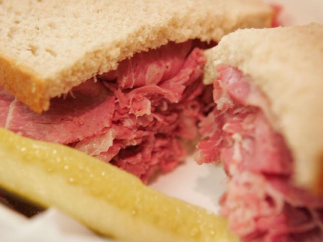 Los Angeles Named Deli Capital (Sorry, NY)