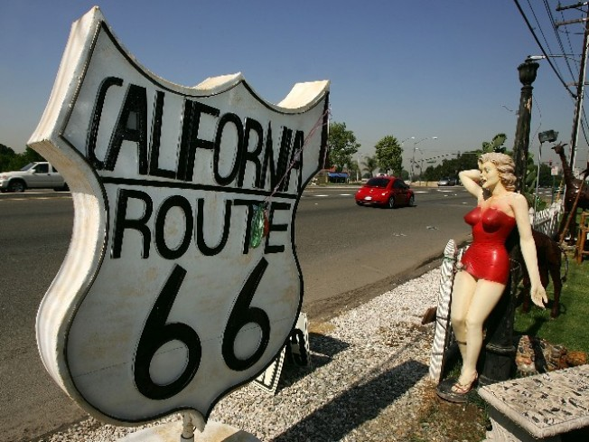 Route 66, Tasty Jam and Scrappin' Sisters