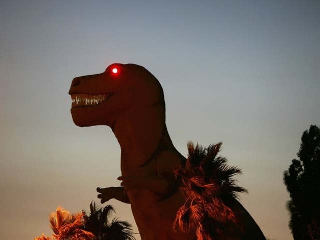 Dinosaurs Make Great Movie Stars