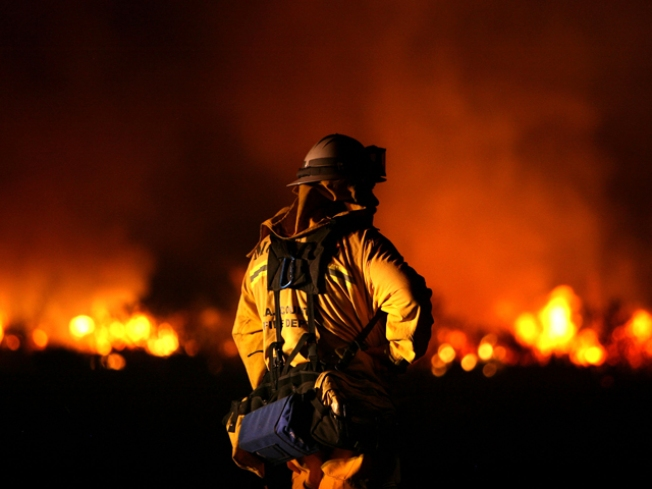 Commission Recommends New High-Tech Methods to Fight Forest Fires