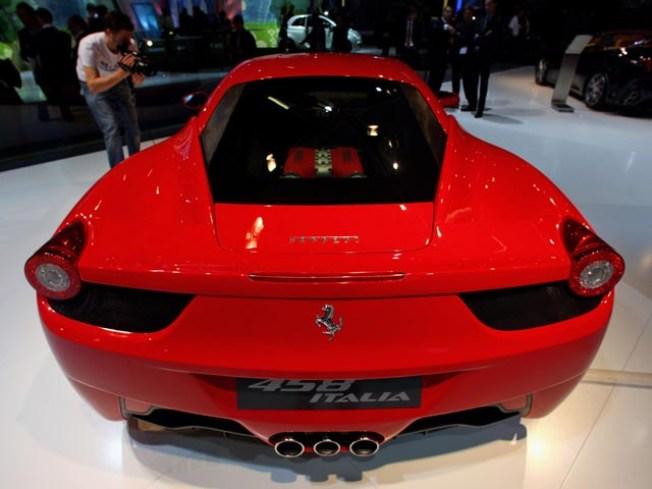 Auto Show Brings Horsepower to OC