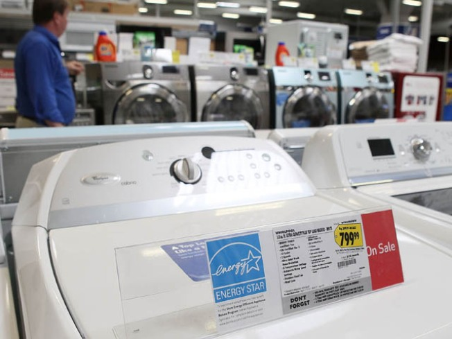 Cash for Appliances Powers Up