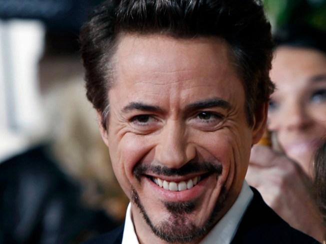 Robert Downey Jr.: Gwyneth Dissed My Kissing Skills