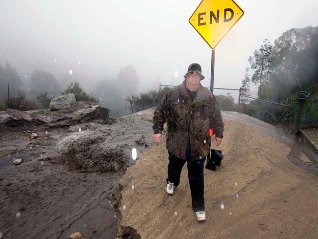 Storms Cause Flooding in Inland Empire
