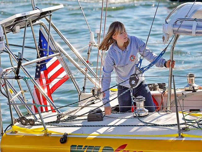 Californian Sailor Welcomes Discovery of Yacht in Australia