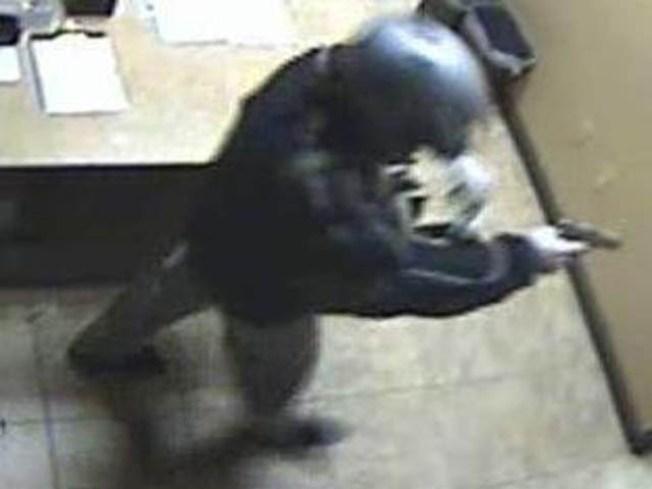 Armed Motorcycle Bandit Nabs $1.5M in Vegas Heist