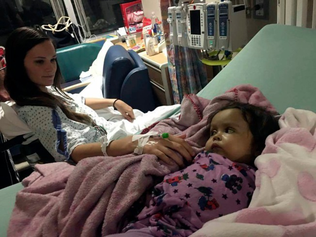 Nanny Donates Part of Liver to Save NJ Toddler's Life