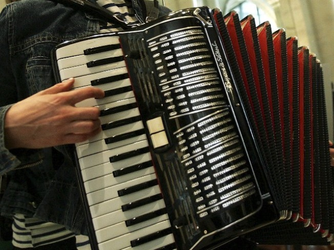 "You Can't Spell Accordion Without ""O"" and ""C"""