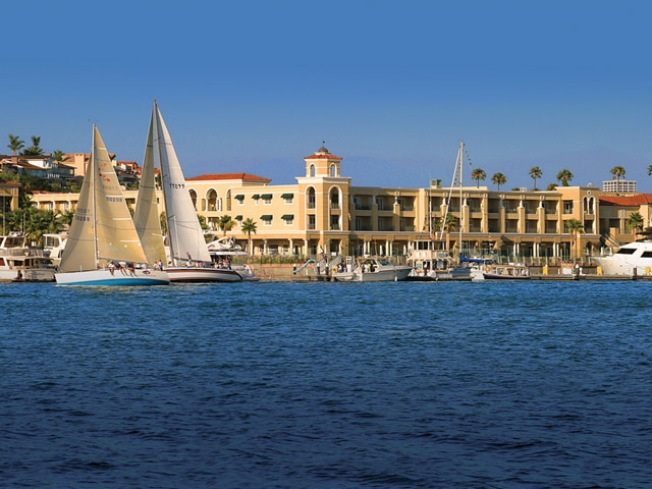 Your Next Weekend Getaway: The Balboa Bay Club & Resort