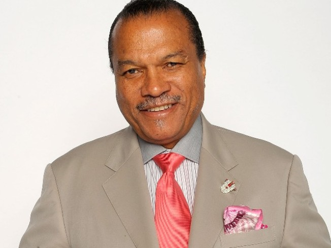 Billy Dee Williams in Person