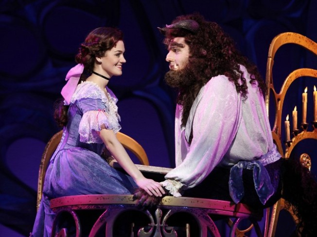 Belle and Beast Waltz at the Pantages