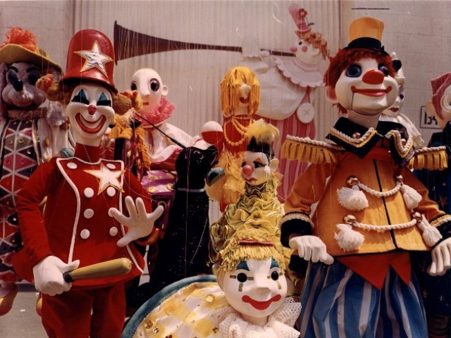 Happy 51st Season, Bob Baker Marionettes