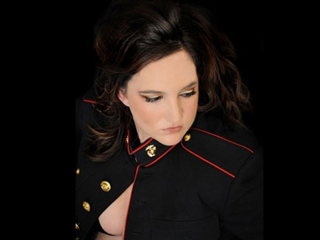 With Racy Pics, Military Wives Send Holiday Cheer