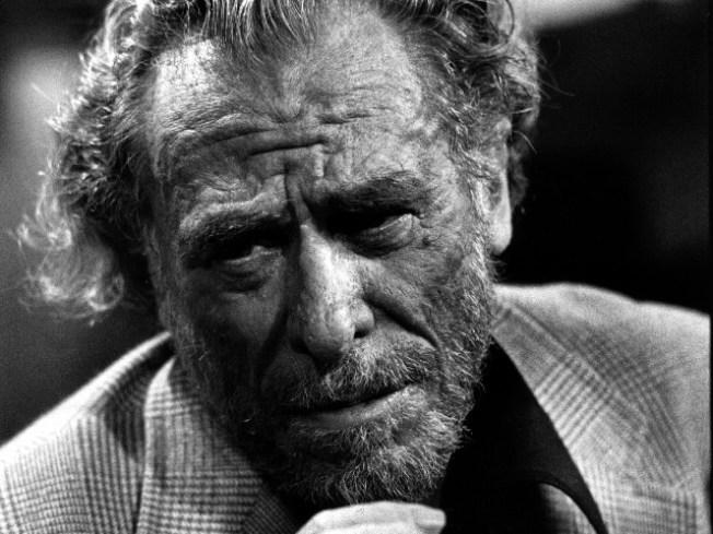 Bukowski at the Huntington
