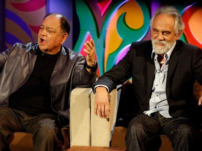 Cheech and Chong Back for Benefit