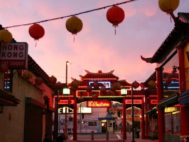 Chinatown Art Night