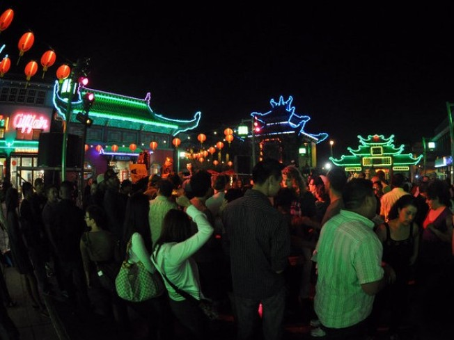 Tonight: Chinatown Kicks Off the Holidays