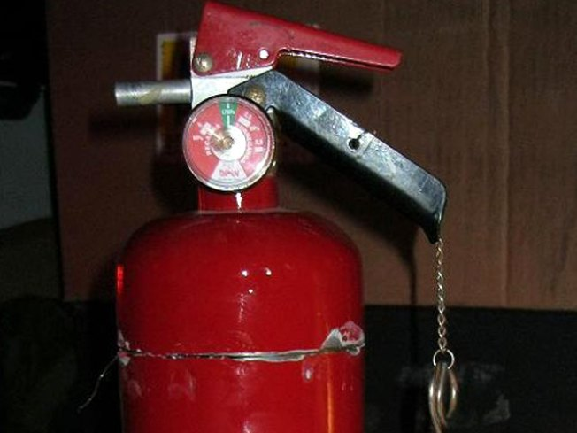 Beware of Bogus Fire Extinguisher Checks - NBC Southern