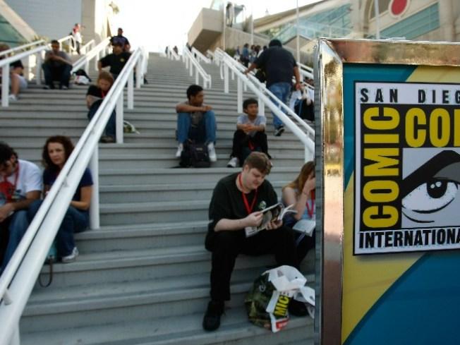 Comic-Con(diments)
